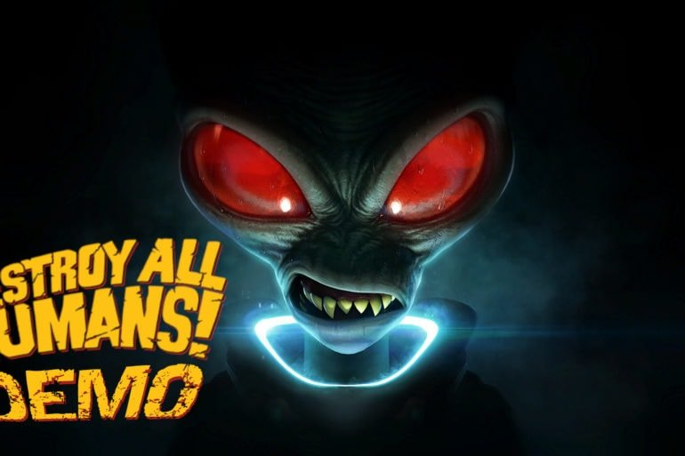เกม Destroy All Humans!