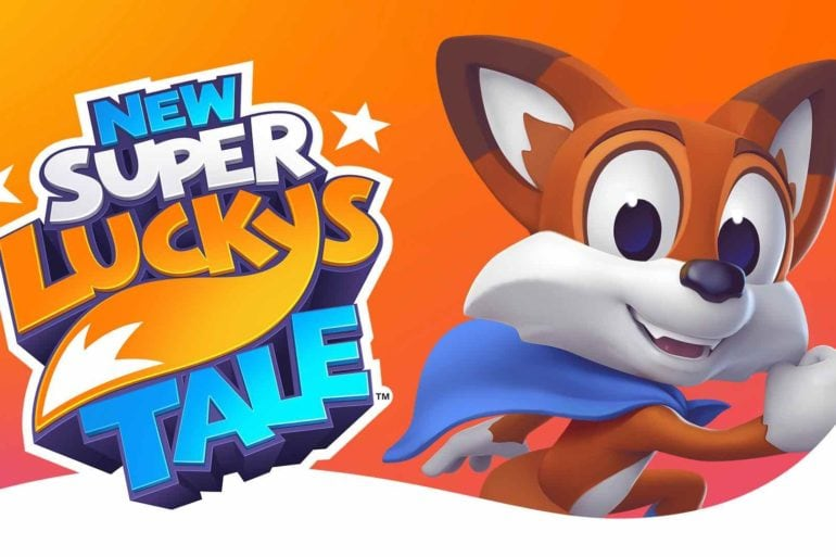 เกม New Super Lucky's Tale