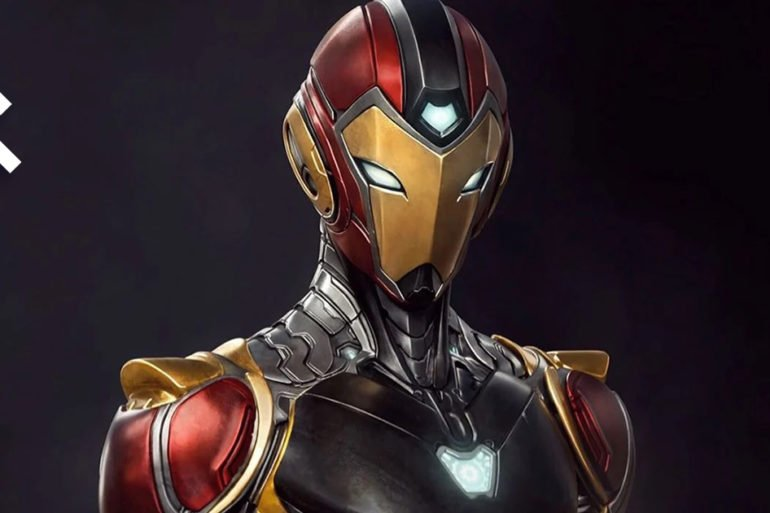 Iron Man IronHeart