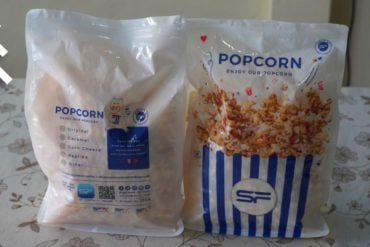 WHAT THE FACT รีวิว SF Popcorn Delivery