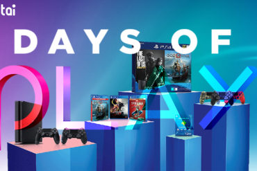 days of play playstation 4 pro sony the last of us god of war spiderman