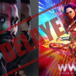 Tenet and Wonder Woman 1984 Delayed