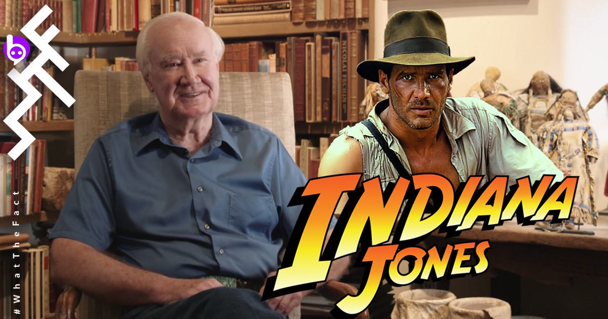 Forest Fenn Treasure Like Indiana Jones Movie