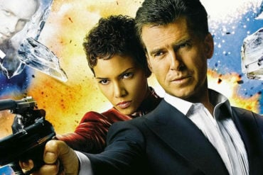 Pierce Brosnan as James Bond 007