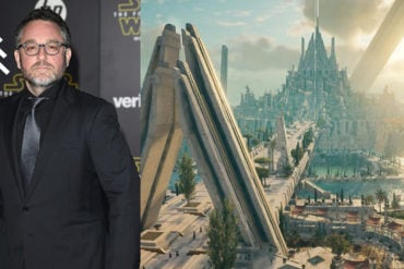 Colin Trevorrow in Atlantis Movie