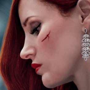 ๋Jessica Chastain in Ava