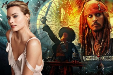 Margot Robbie in Pirate of the Caribbean Spin-off