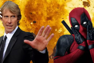 Michael Bay may be direct Deadpool 3