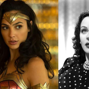 Gal Gadot as Hedy Lamarr