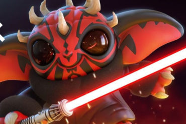 Baby Darth Maul