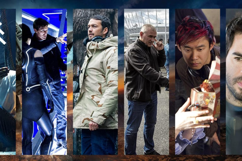Famous Directors Who Have Directed Video Game Trailers