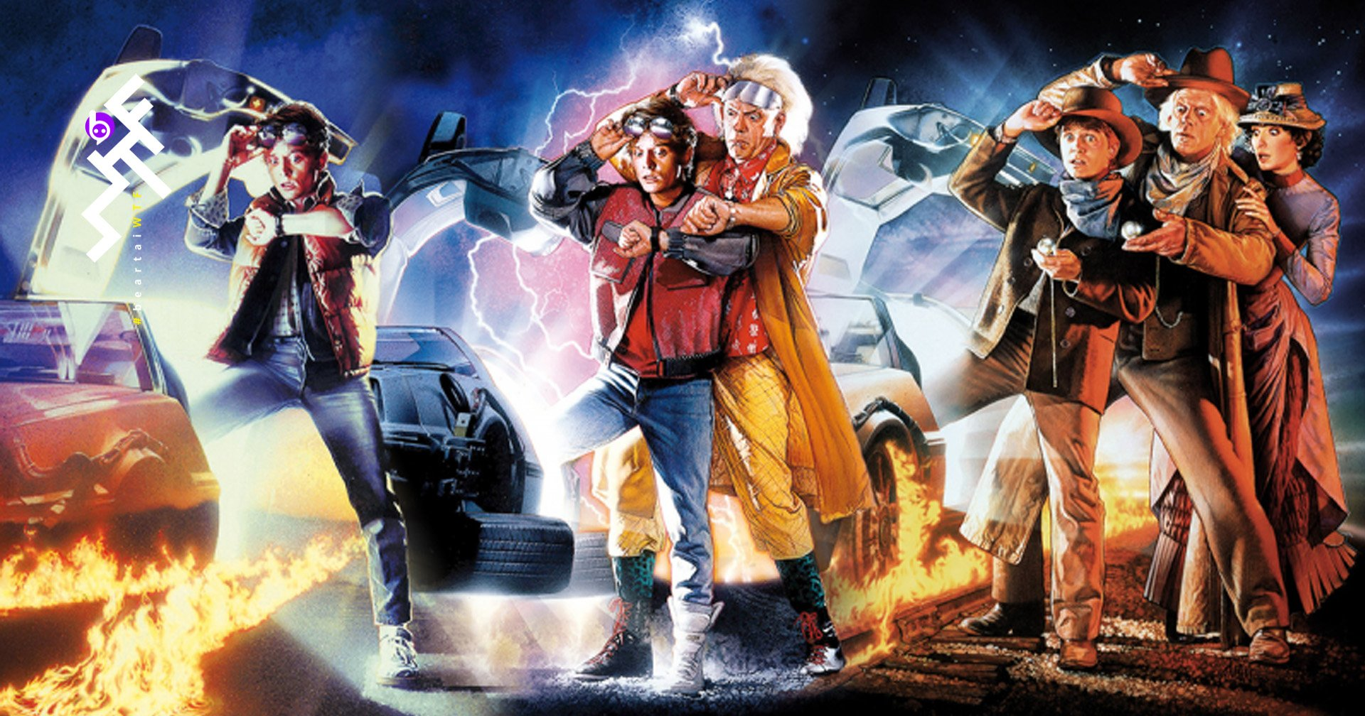 What the Fact of Back to the Future Trilogy