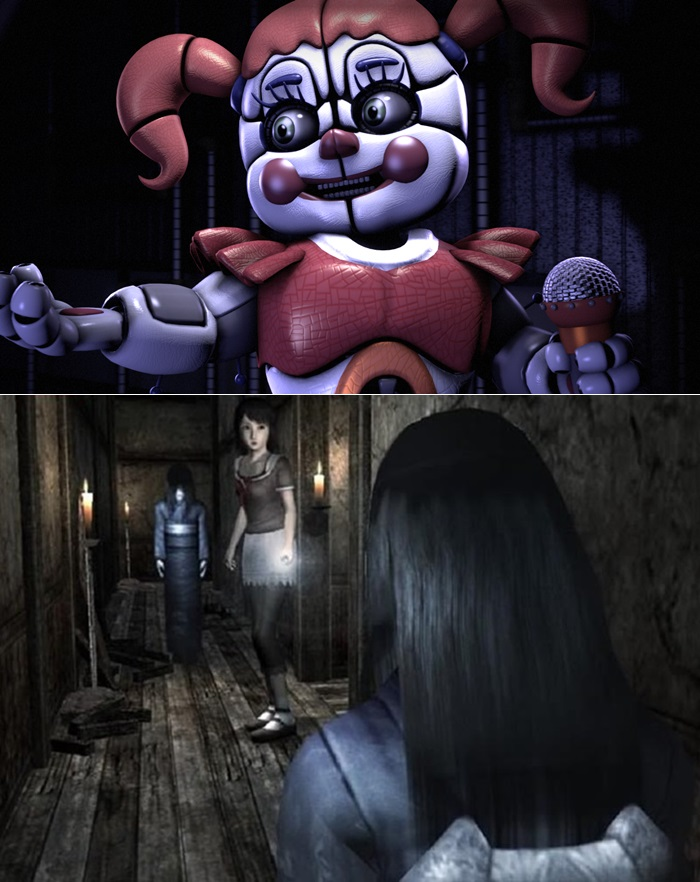 Five Nights at Freddy's  Fatal Frame II Crimson Butterfly
