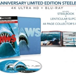 WHAT THE FACT รีวิว แผ่น 4K JAWS