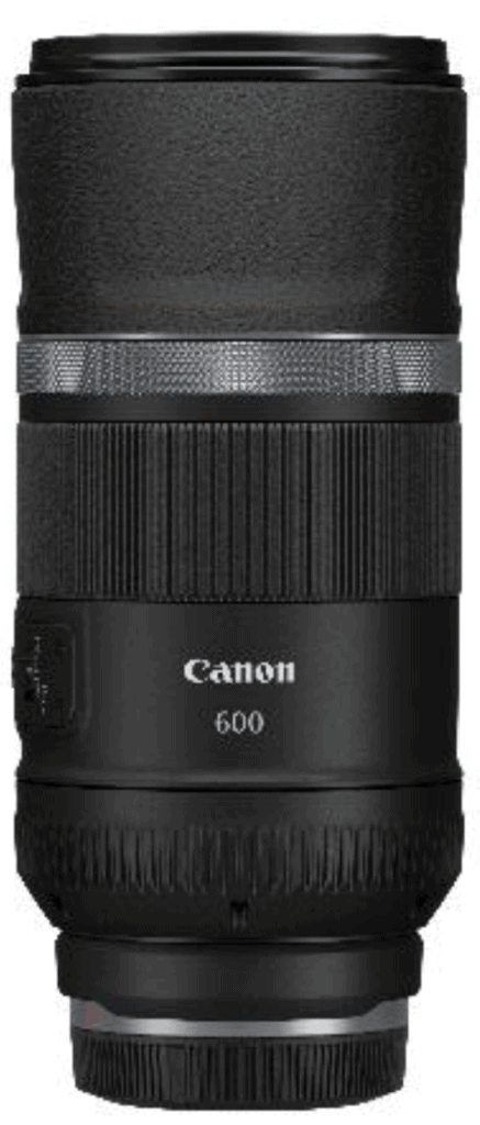 Canon RF600 f11 is stm