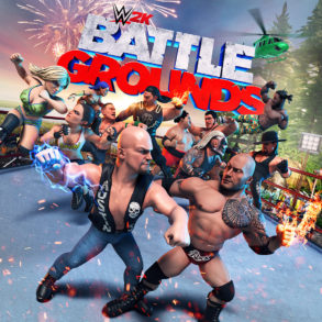 เกม WWE 2K Battlegrounds