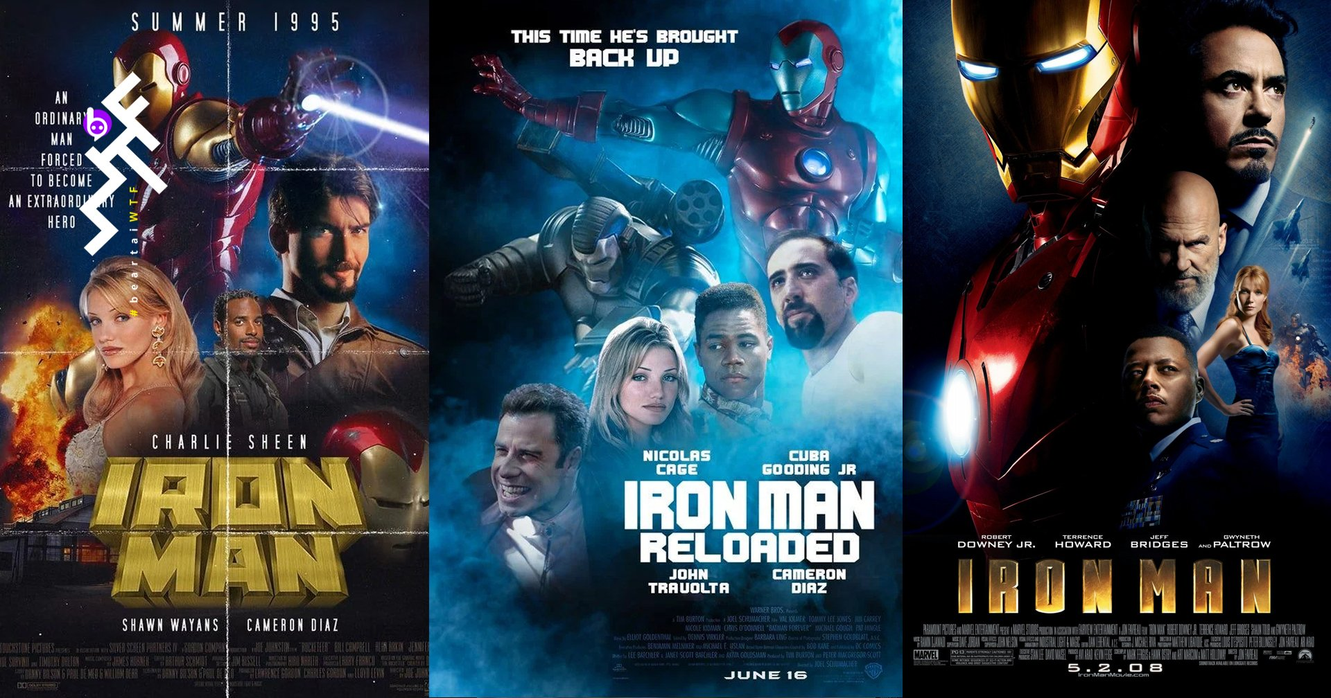 Iron Man Poster Fanmade