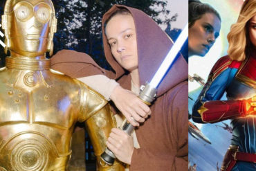 Brie Larson almost play Star Wars