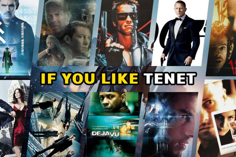 If You Like Tenet Films