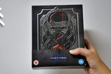 WHAT THE FACT รีวิวแผ่น 4K Blu-Ray Star Wars: The Rise of Skywalker - Zavvi Exclusive Limited Edition Steelbook