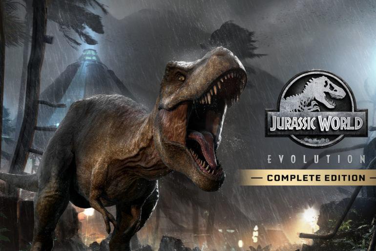 เกม Jurassic World Evolution: Complete Edition
