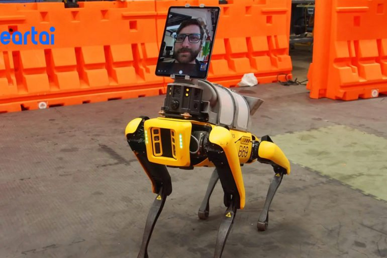 Spot Boston Dynamics