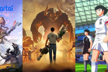 August 2020 new games
