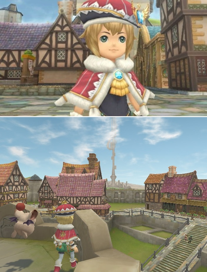 Final Fantasy Crystal Chronicles My Life as a King