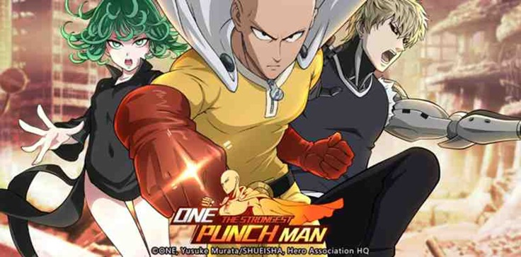 One Punch Man The Strongest Man