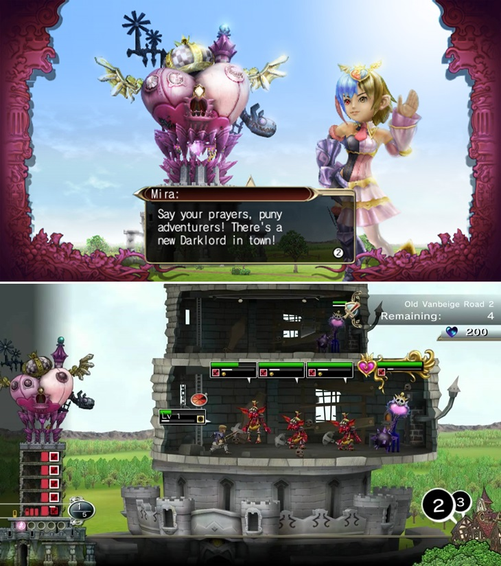 Final Fantasy Crystal Chronicles My Life as a Darklord