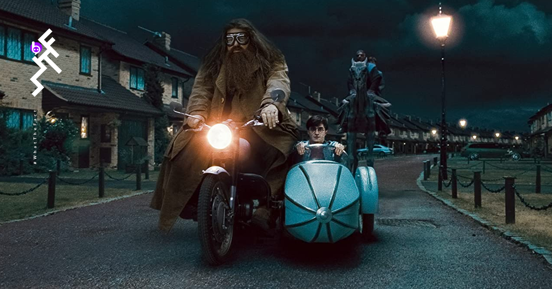 Hagrid will be in Fantastic Beasts 3