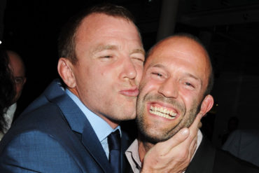 Guy Ritchie and Jason Statham