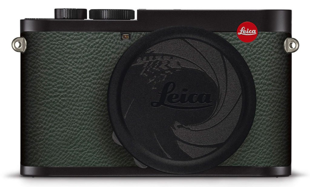 Leica Q2 James Bond 007 limited edition