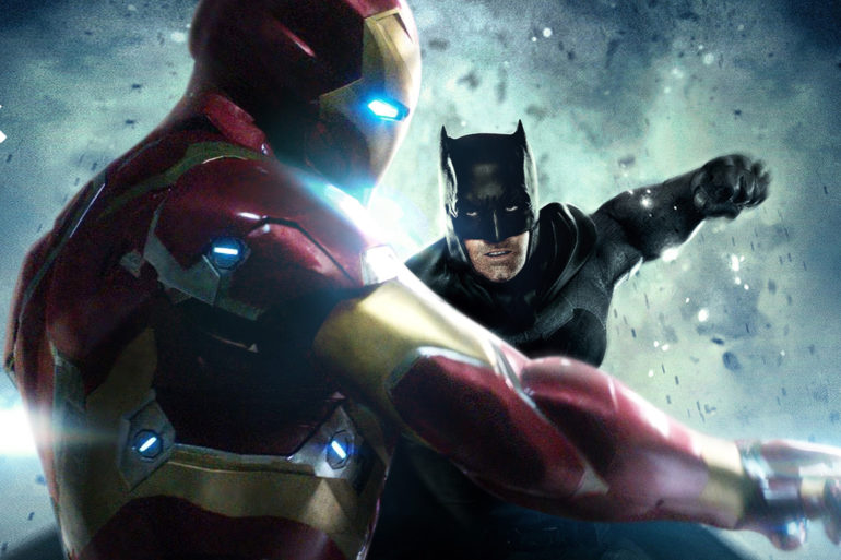 Iron Man v Batman