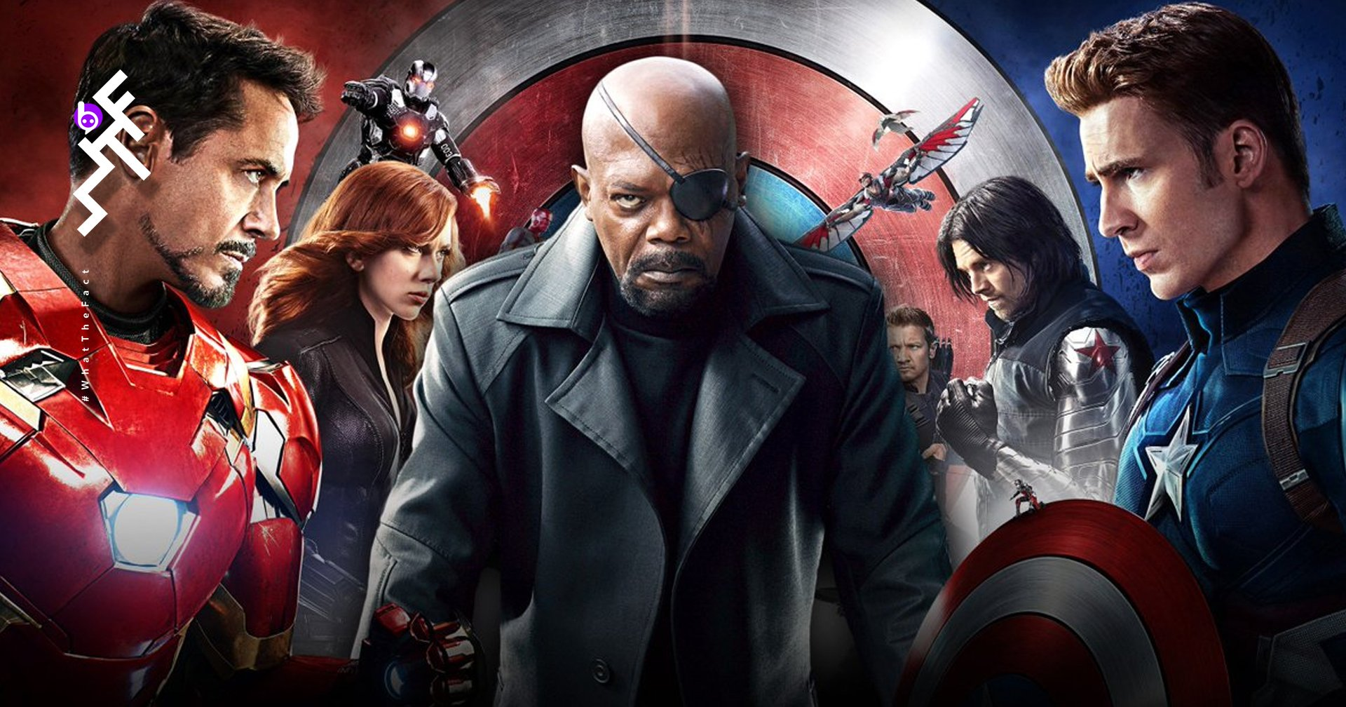 Nick Fury builds Avengers Initiative