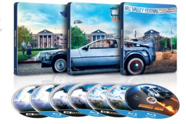 WHAT THE FACT รีวิว Back to the future 4K Steelbook