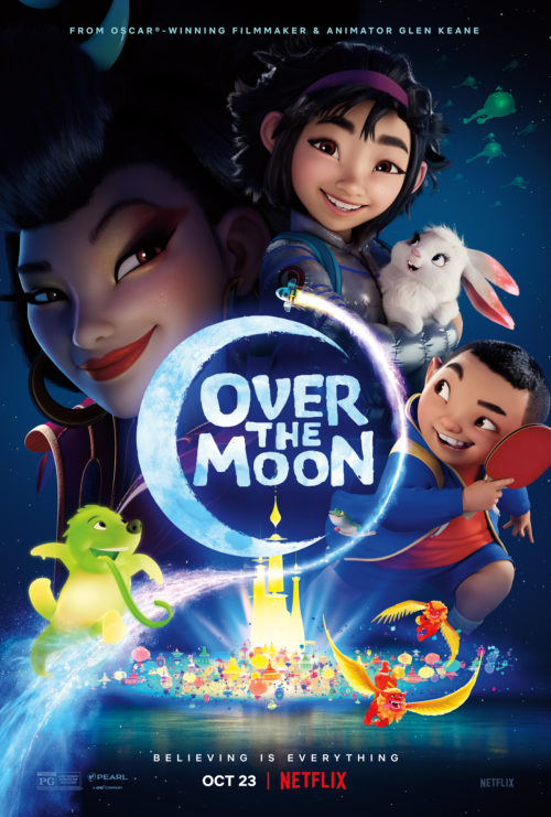 WHAT THE FACT รีวิว Over The Moon