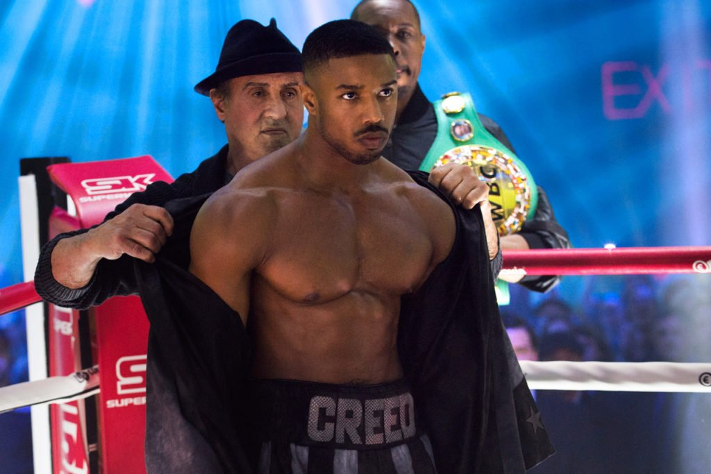 Michael B Jordan Creed II