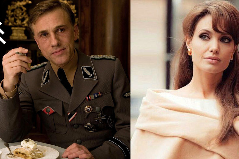 Every Note Played Angelina Jolie Christoph Waltz