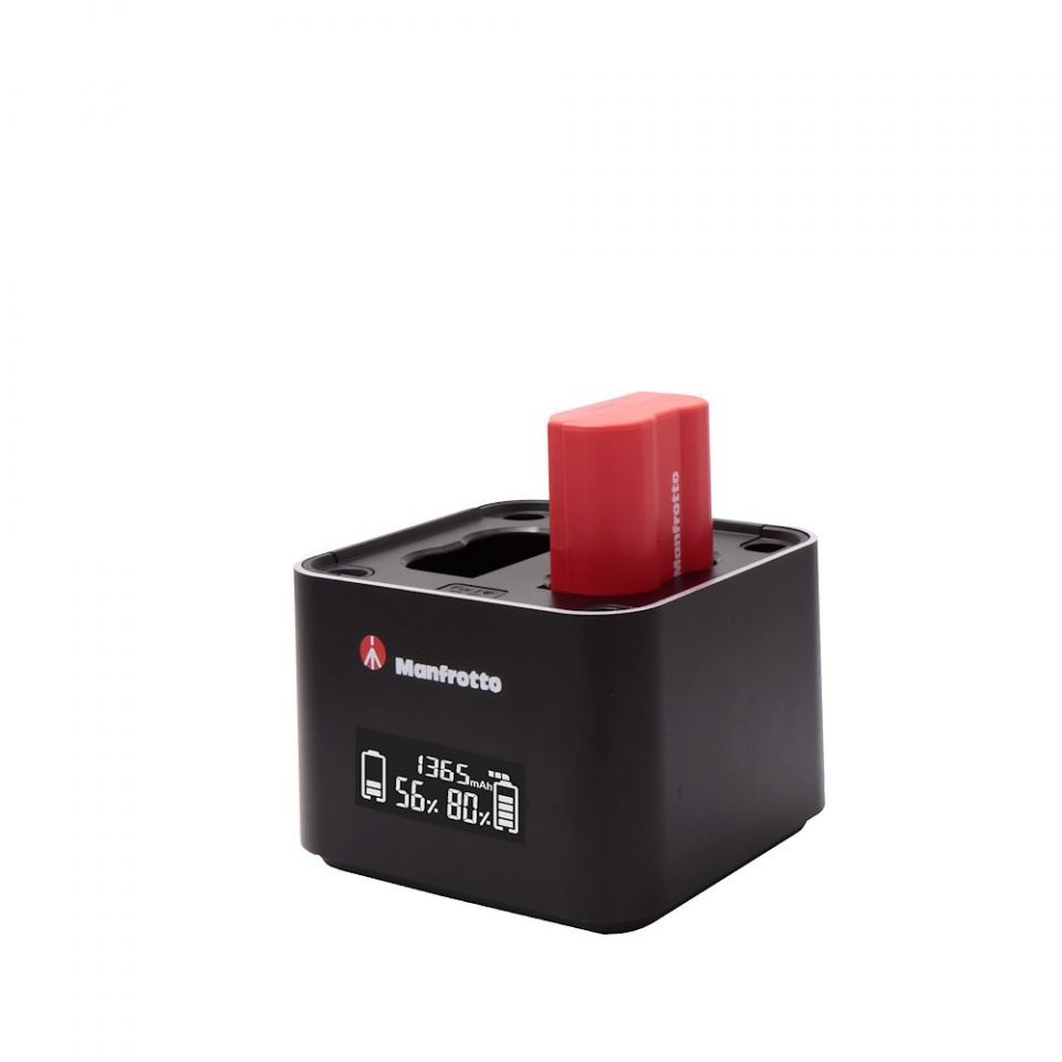Manfrotto ProCUBE Professional Twin Charger