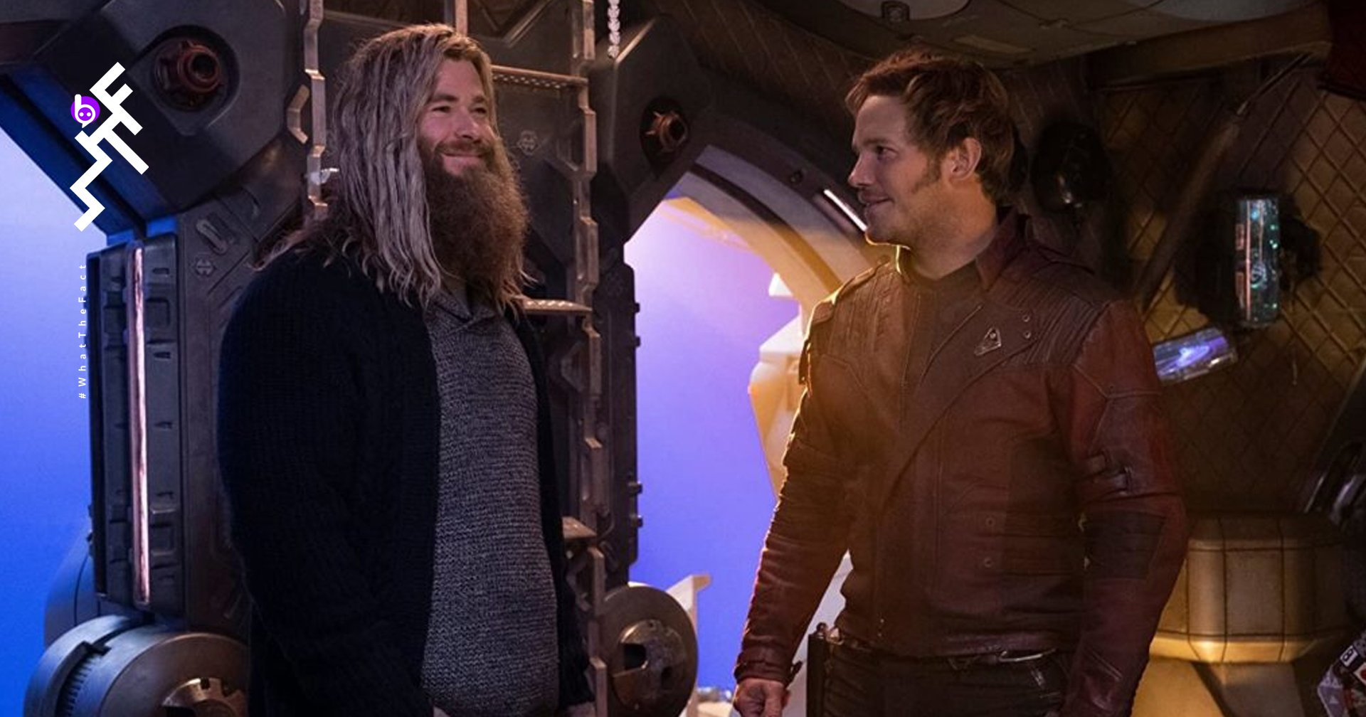 Star-Lord in Thor: Love & Thunder
