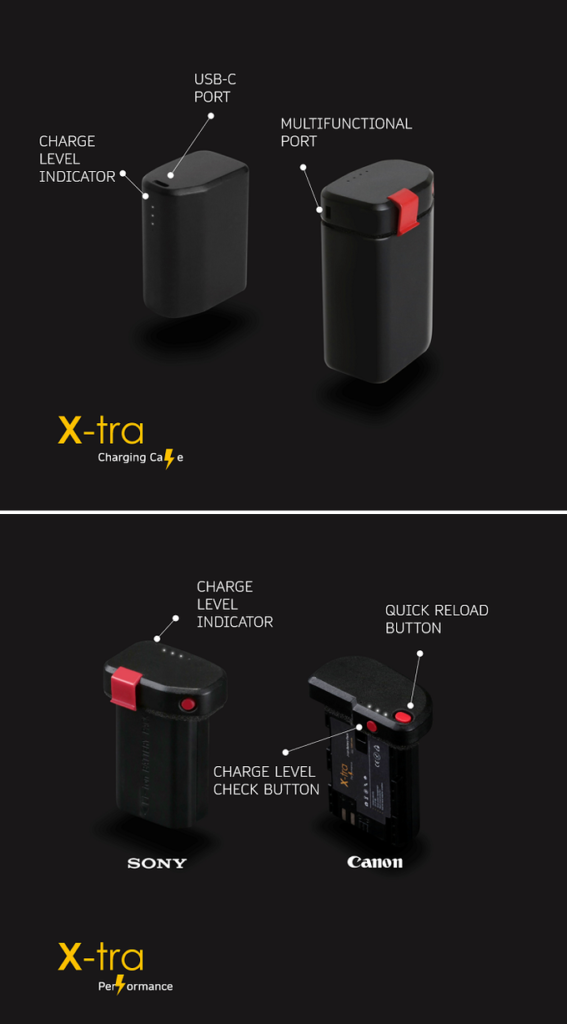 X-Tra battery