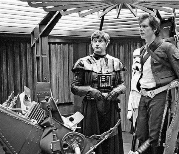 David Prowse The Empire Strikes Back