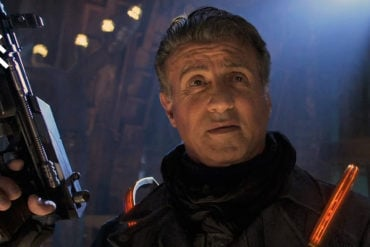 Sylvester Stallone Guardians of the Galaxy Vol.2