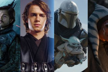 Star Wars Movies and Series 2021 Forward