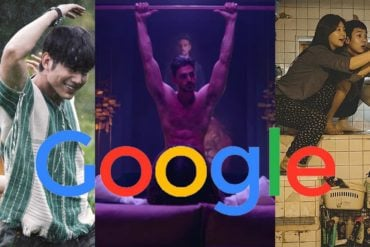 Movies trending in Google Search 2020