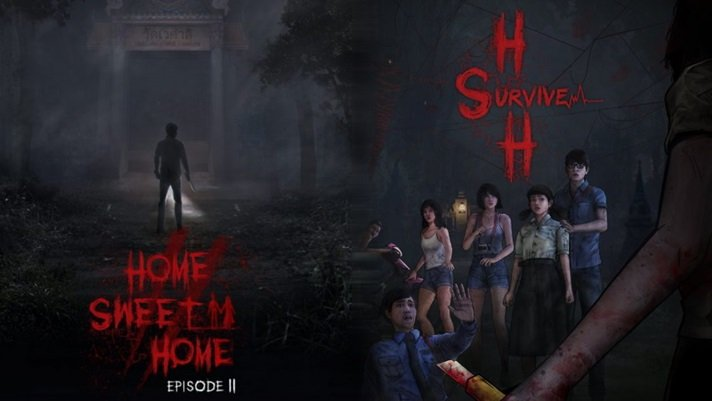 Home Sweet Home และ Home Sweet Home Survive