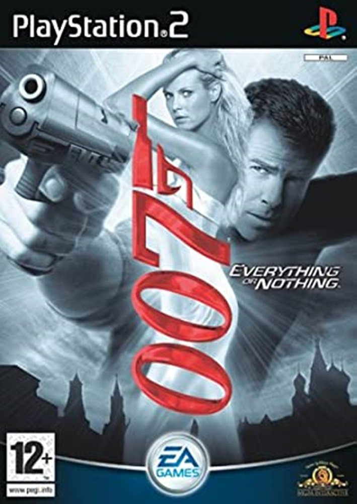 James Bond 007 Everything or Nothing