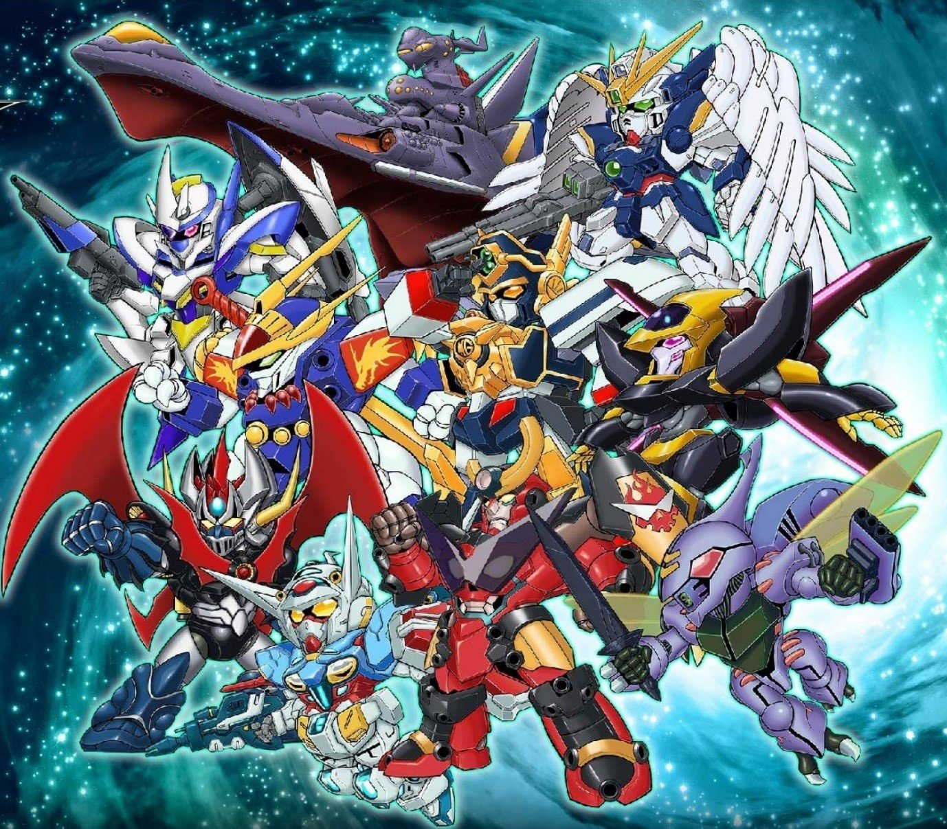 Super Robot Wars 30th Anniversary
