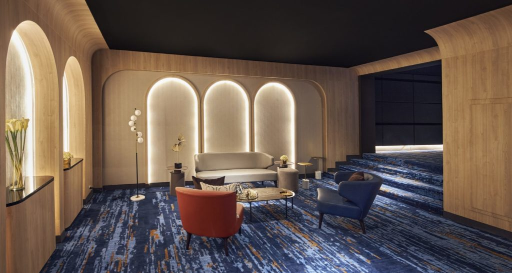 The Bed Cinema by Omazz®